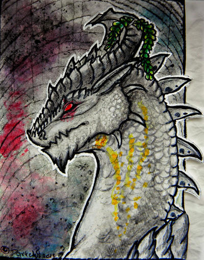 ACEO - Augala by DarkAfi4