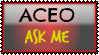 Aceo Ask Me by DarkAfi4