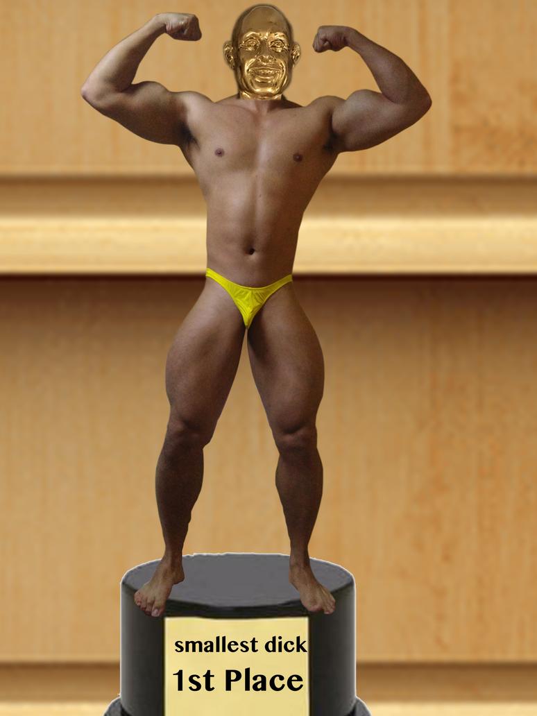 Trophy Humiliation by GYMdoll