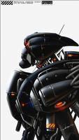 BlackRobot by metalkid