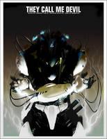 DevilSoldier by metalkid