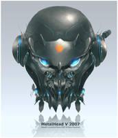 MetalHead V2007 by metalkid