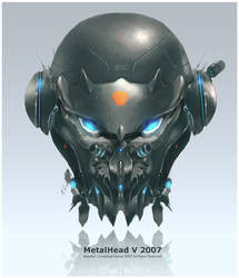 MetalHead V2007 by metalkid
