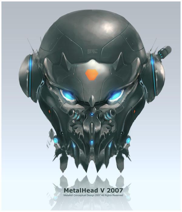 MetalHead V2007