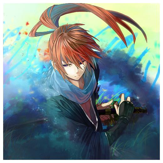 Rurouni Kenshin By Nimrd On DeviantArt