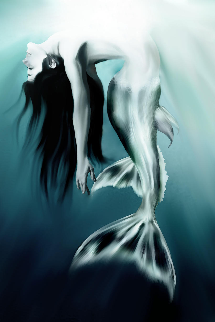 Mermaid by Chrisgiz12