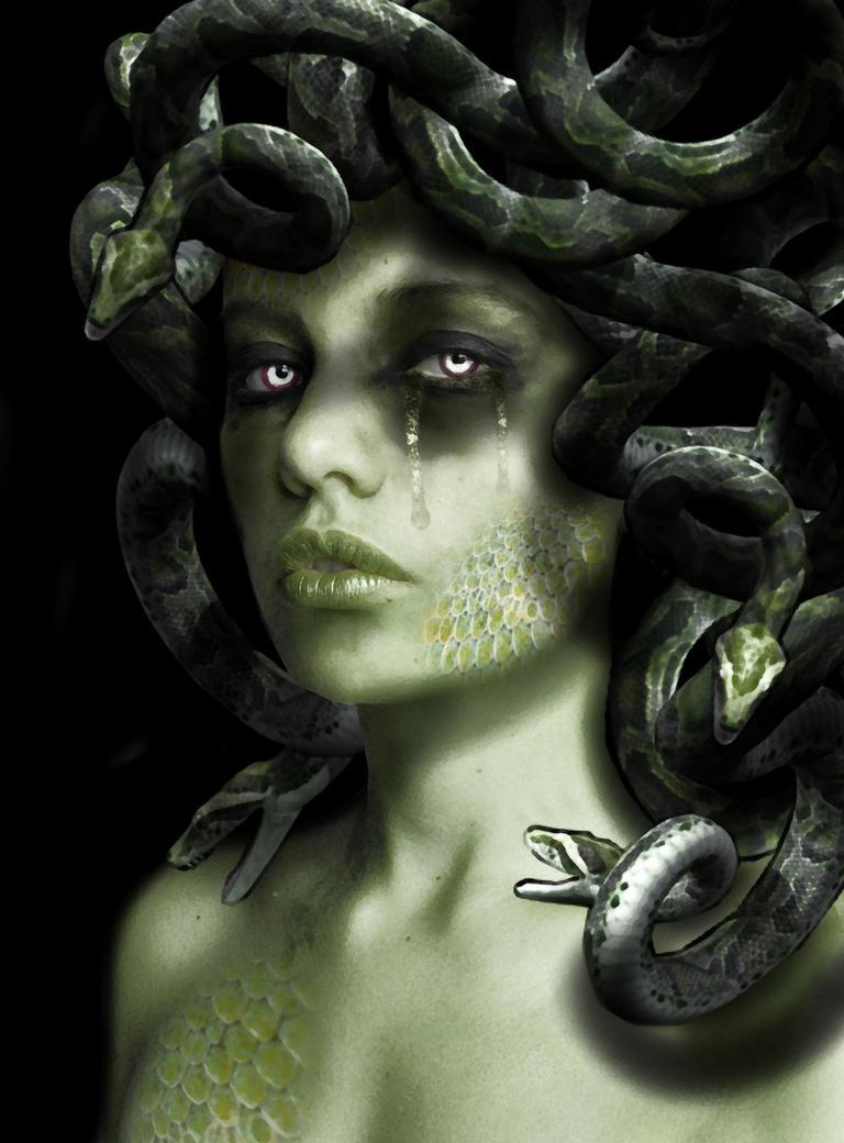 Perseo y la Gorgona Medusa