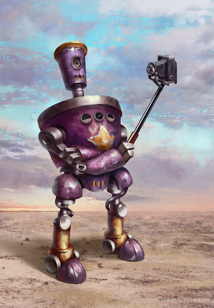 RoboSins Pride by Lilia-Anisimova