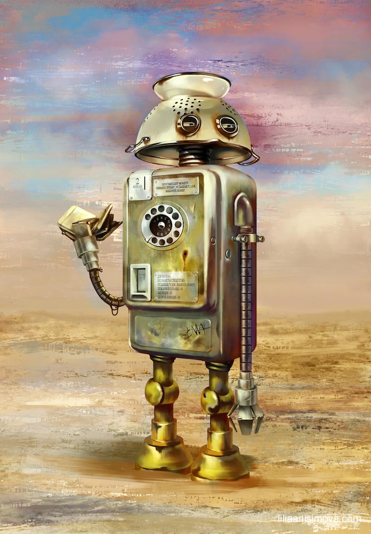 RoboSin Envy by Lilia-Anisimova