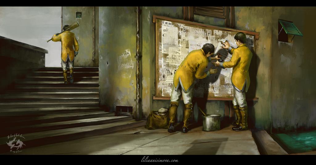 Recruits wanted! by Lilia-Anisimova