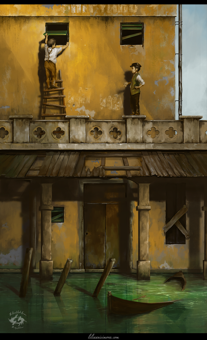 Curiosity by Lilia-Anisimova