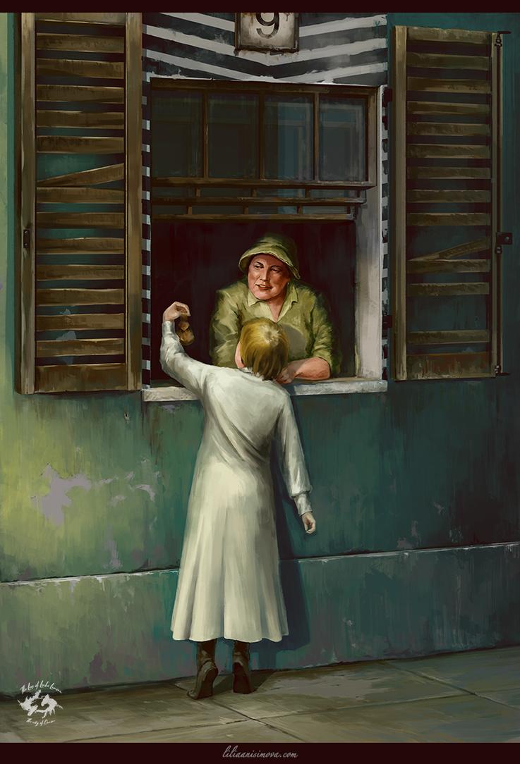 Bribe by Lilia-Anisimova