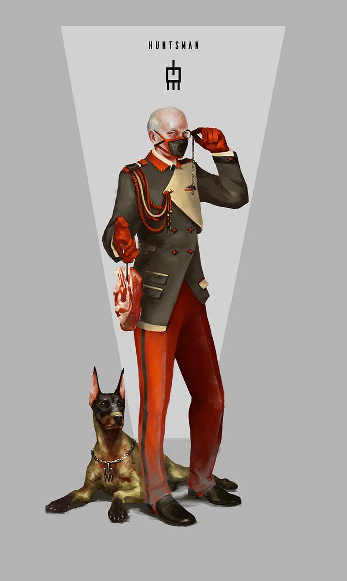 Huntsman by Lilia-Anisimova