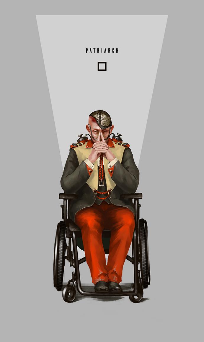 Patriarch by Lilia-Anisimova