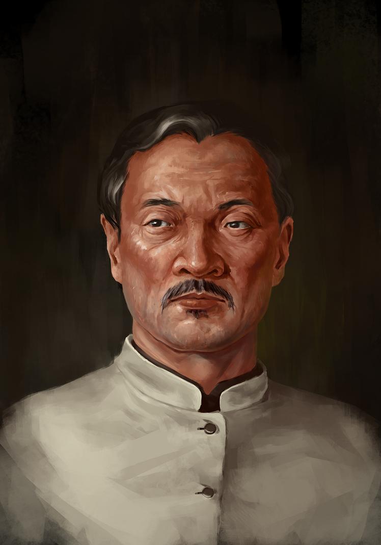 Chen Zhu by Lilia-Anisimova