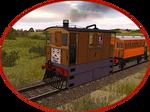 Railway Series Portraits - Toby