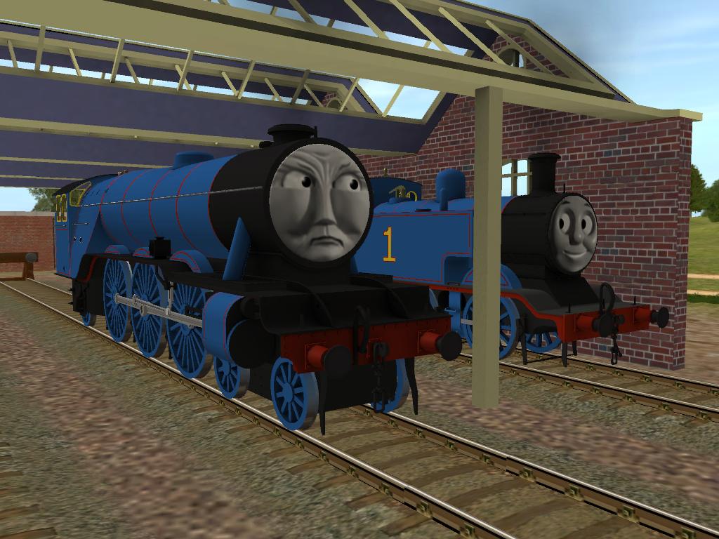 Trainz Rws Gordon