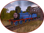 Railway Series Portraits - Edward