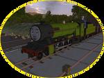 Railway Series Portraits - Rex