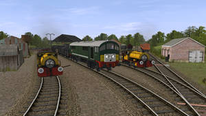 The Diseasel - RWS Style by wildnorwester