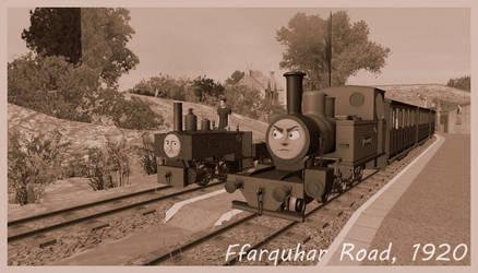 Ffarquhar Road, 1920