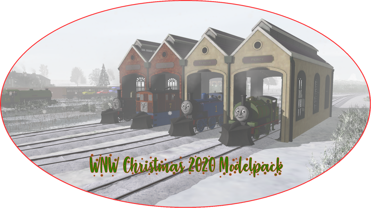 Christmas 2020 - Model Release