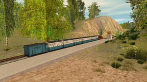 SKR Route: Rheneas Station