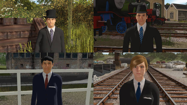 Four Fat Controllers