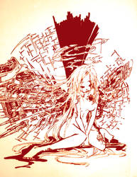 Angel by evangeline333