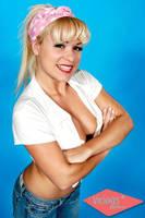 Tamy Doll - Pin up by vidvicious