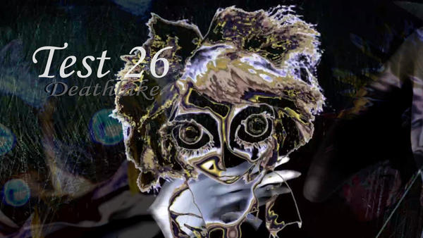 Glass doll / creepy Test 26 by suki42deathlake
