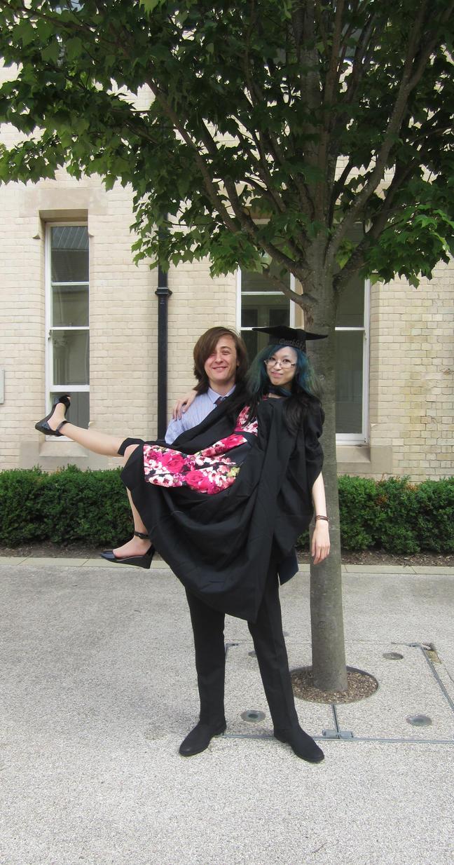 Graduation day 2018 by suki42deathlake