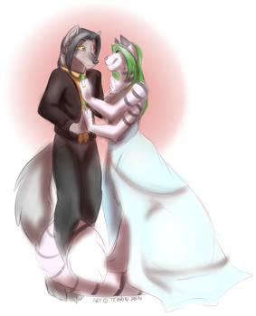 Keda and Thorn's Wedding