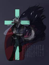 Evil in the Shadows by AlexandrFaolchu