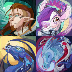 Avatars commissions 2