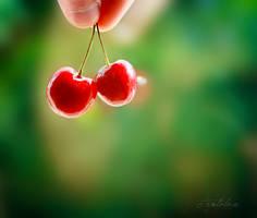 My cherry by Tralalex