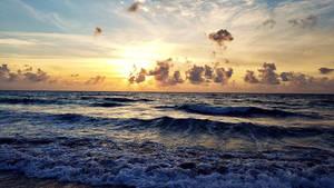 Precious Ocean Sunrise
