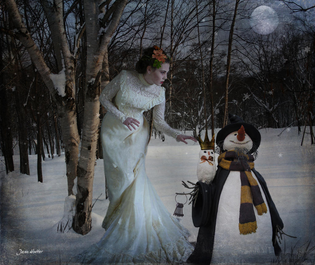 The Snowman by jhutter