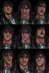 3D Rah - Expression Test