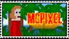 McPixel stamp :D by Kathy-Kyuhyun