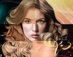 Natural Hair Collab by yanski19