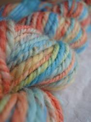 Koi handspun yarn