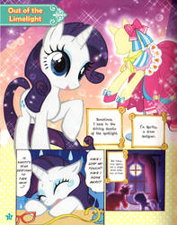 MLP Manga: Out of the Limelight - 1 by GabuEx