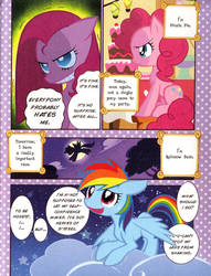 MLP Manga: Out of the Limelight - 2 by GabuEx