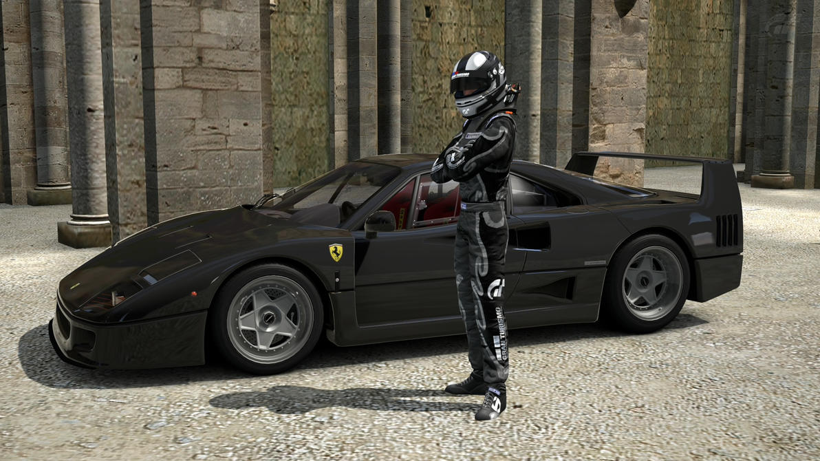 My Ferrari F40 by NightmareRacer85 on DeviantArt