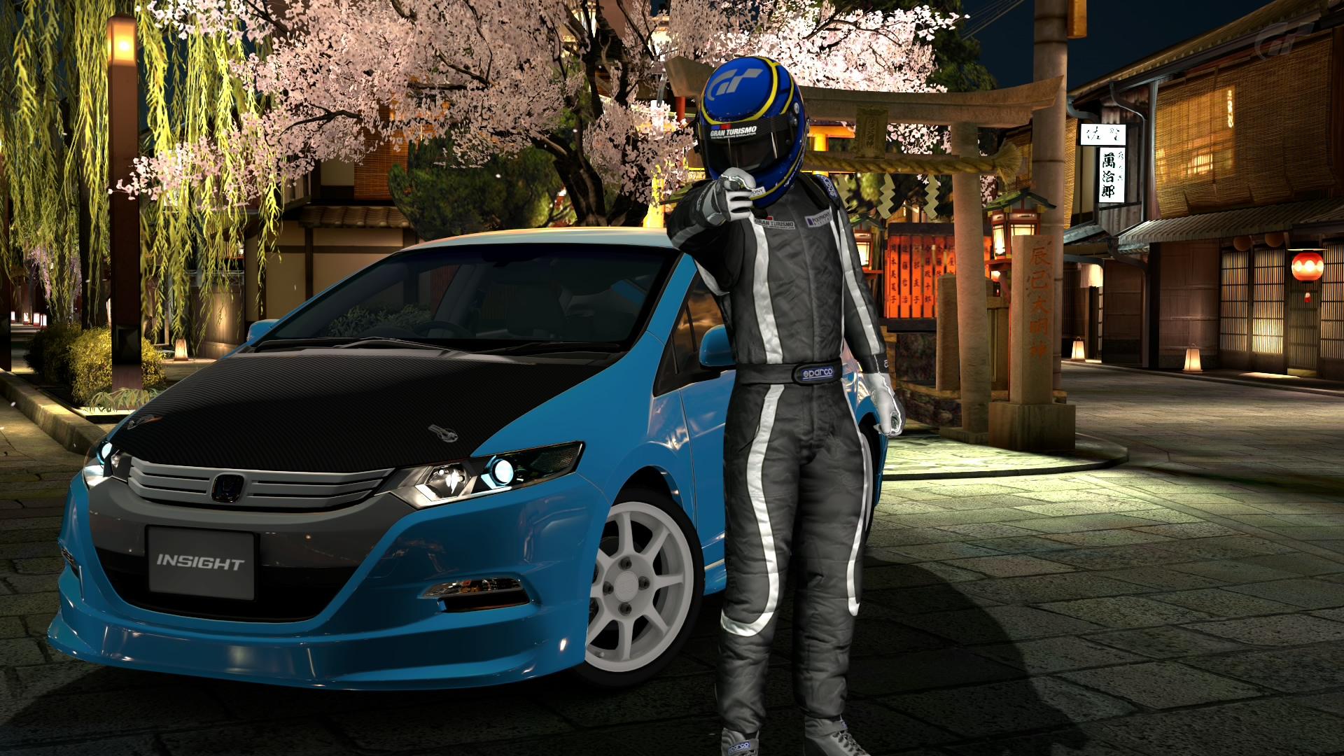 Honda Insight Custom By Nightmareracer85