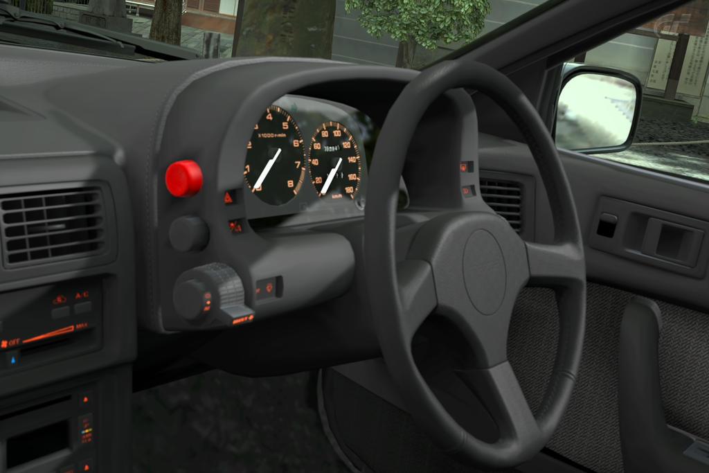 Mazda RX7 FC Interior By NightmareRacer85 ...