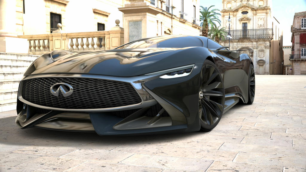 Infiniti Concept Vision GT by NightmareRacer85 on DeviantArt