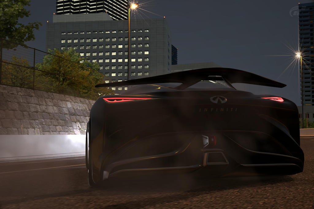 Infiniti Concept Vision GT Drift 2 by NightmareRacer85