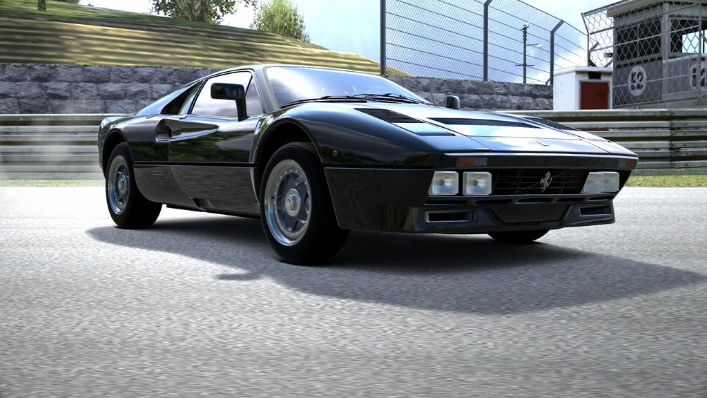 Ferrari GTO Drift2 by NightmareRacer85